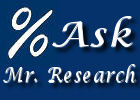 ask mr. research